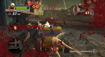 Activision has unveiled Blood Drive