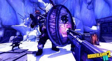 Borderlands is Back - as a VR Game
