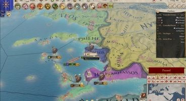 Imperator Rome Patch Notes 1.0.2 Revealed
