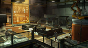 Eidos and Square Enix team up on Deus Ex 3, the first joint venture