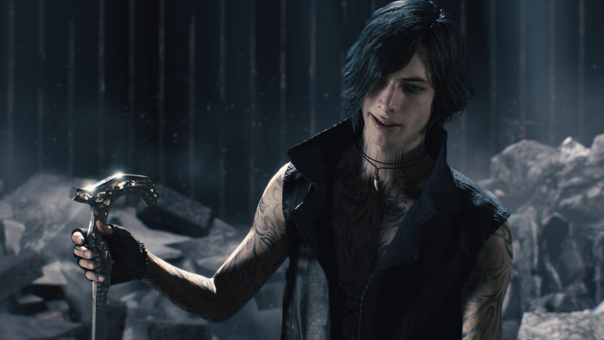 Is There a Fix for Ultrawide Support in Devil May Cry 5? | Alienware