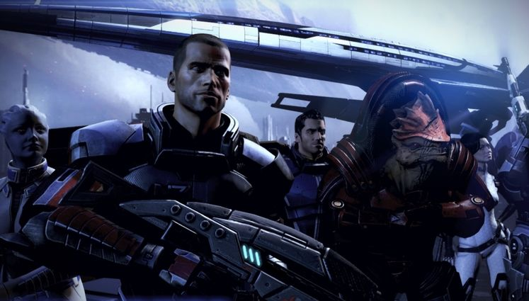 Euro PSN content for the week features free Mass Effect 3 on PSN Plus