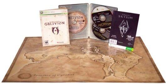 Rumor: Oblivion 5th Anniversary UK-bound