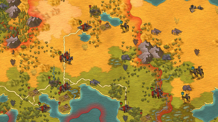 Civilization 5 Designer Jon Shafer's At The Gates Launches In January