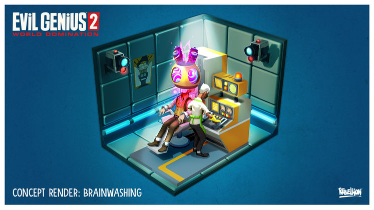 Evil Genius 2 Release Date - Everything We Know
