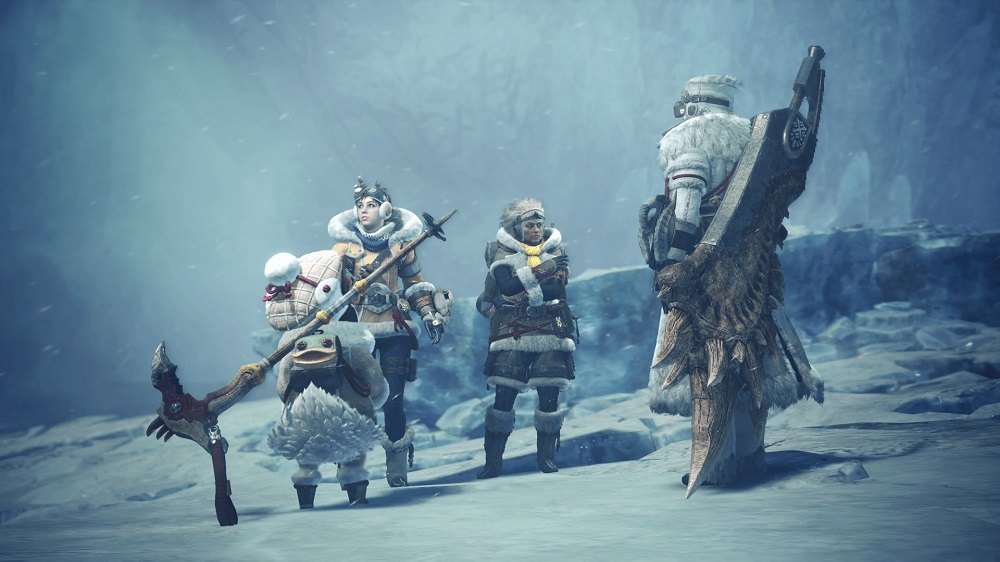 Monster Hunter World: Iceborne Launches On PC in January
