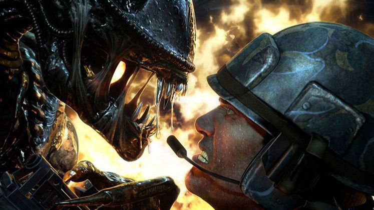 Next Aliens Game Will Be a Destiny-Like MMO Shooter