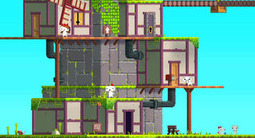Fez sales hit 100,000 units on Xbox Live Arcade