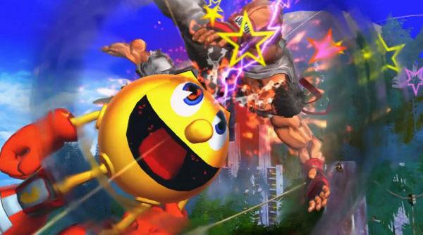 Pac-Man Smash registered by Namco-Bandai