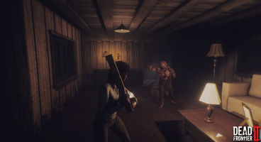Raw Gameplay Footage Released For Upcoming Zombie MMO 'Dead Frontier 2'