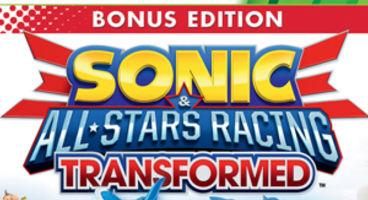 Sonic & All-Stars Racing Transformed receives Bonus Edition