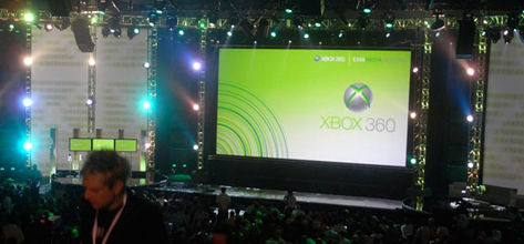 E3 2009: Microsoft warns journos of early start,