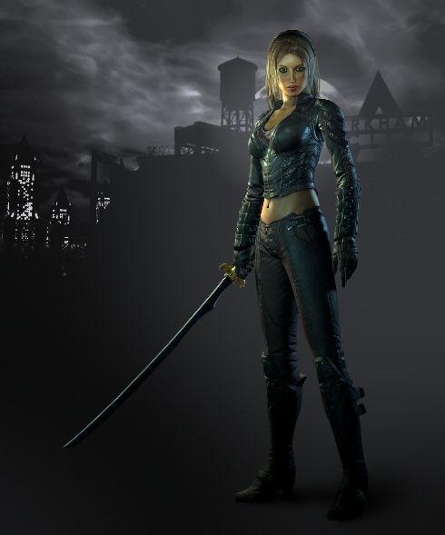 SDC 2011: Talia voiced by Stana Katic