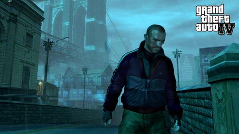 Rockstar's 'Grand Theft Auto IV' finally reaches high street shops