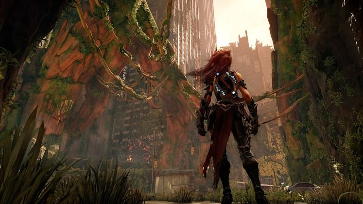 Darksiders III: Flame Hollow Gameplay, Release Date Announced