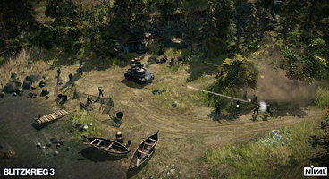 Nival announce return of WWII real-time strategy series with Blitzkrieg 3