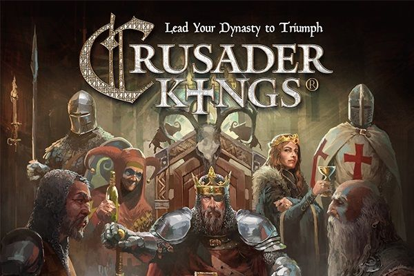 Crusader Kings the Board Game Arrives On August 1