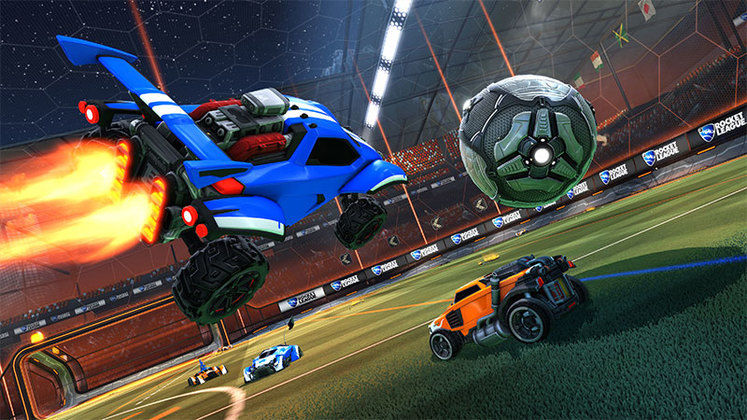 8 Reasons to Play Rocket League