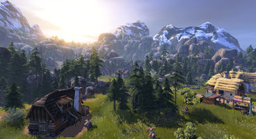 Ubisoft announces Settlers 7: Paths to a Kingdom