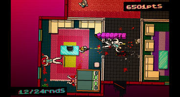 Hotline Miami will receive new levels and patch