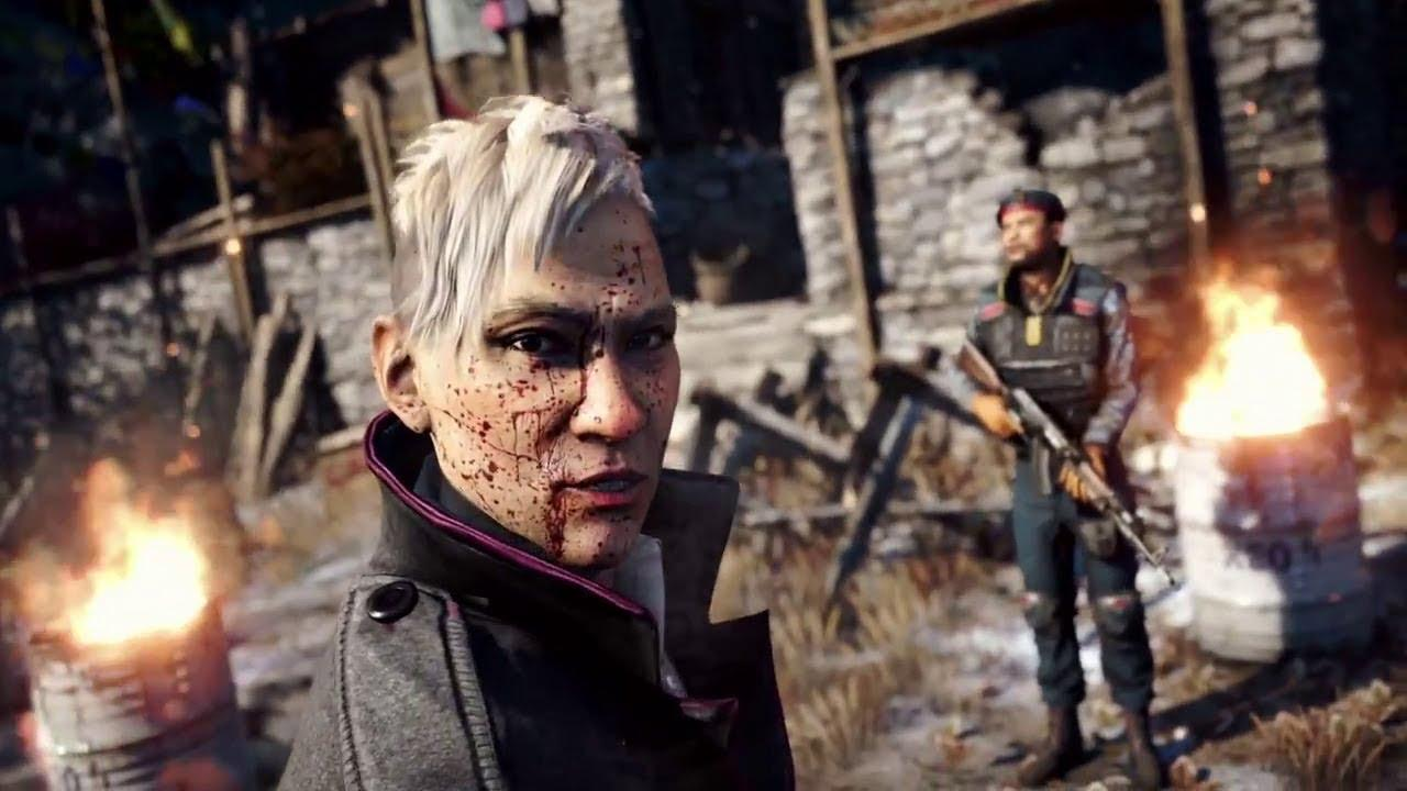 Far Cry 4 Trailer Puts The Spotlight On Pagan Min Also Gamewatcher