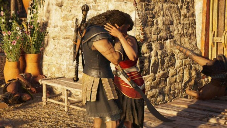 Assassin's Creed Odyssey DLC Romance was