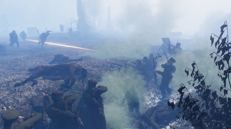 Tannenberg Release Date - WW1 FPS Primed and Ready to Come Out From Early Access