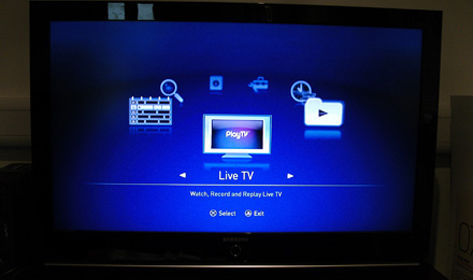 Sony release SD upscaler for PS3's PlayTV, it's