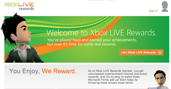 Xbox Live Rewards expands to Australia, New Zealand
