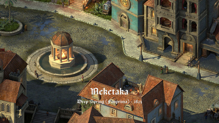 Neketaka is the game's largest city
