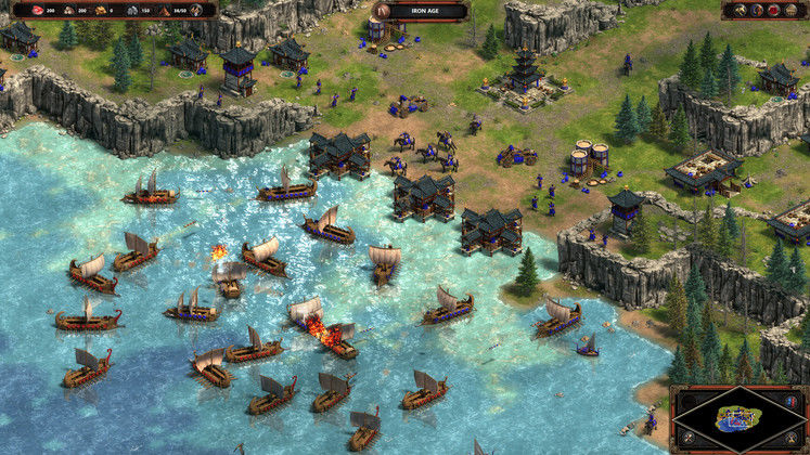 Age of Empires: Definitive Edition Now Available on PC