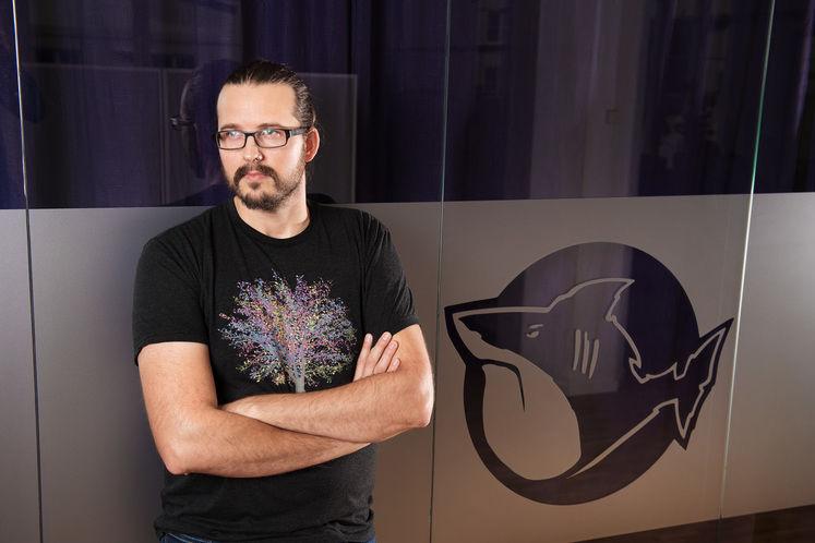 Game Designer Mats Andersson