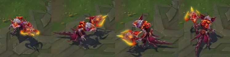 League of Legends Patch 11.8 - Release Date, Gwen, the Hallowed Seamstress, Blackfrost, and Dragonslayer Skins