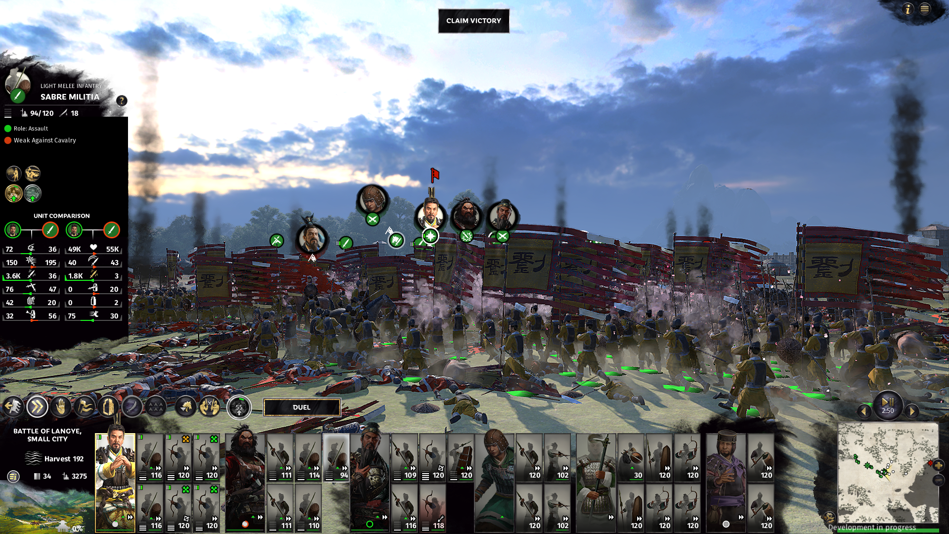 Total War: Three Kingdoms PC Preview | GameWatcher