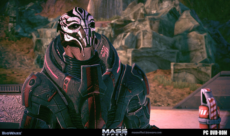 Mass Effect on the Silver Screen?