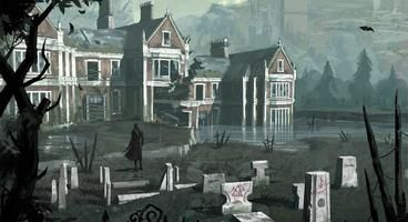 Bethesda release artwork for Dishonored's next DLC