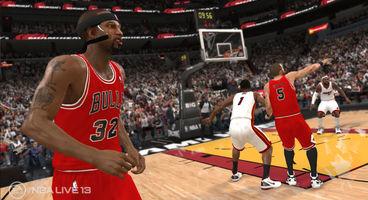 NBA Live 13 canceled