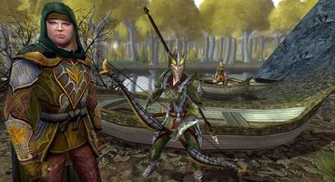 LOTRO goes Free to Play in Europe November 2nd