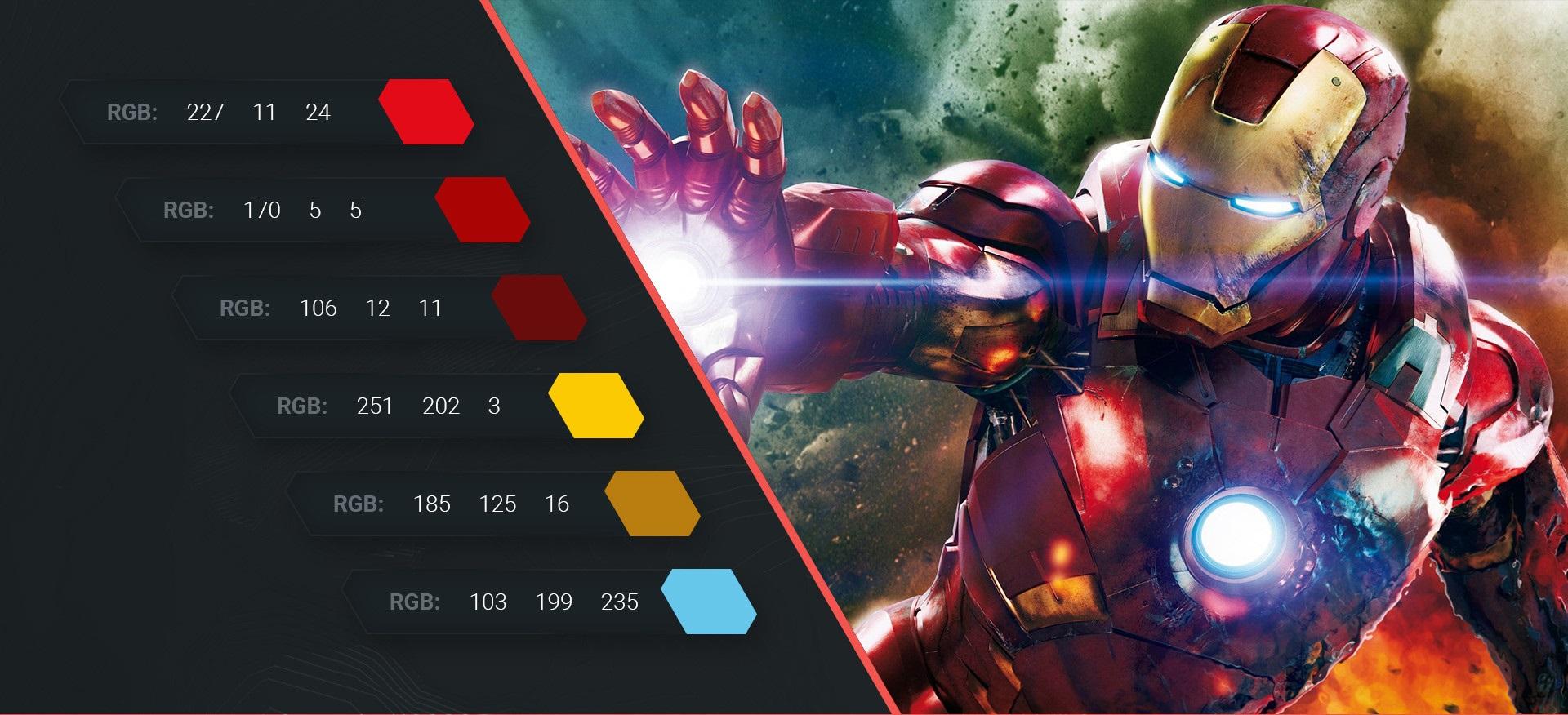 - Anthem Iron Man Suit - How To Make Iron Man In Anthem GameWatcher