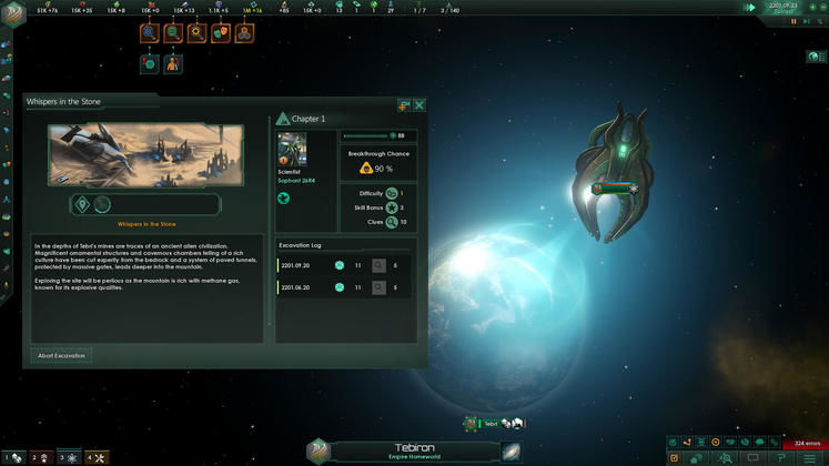 Stellaris Dev Diary #181 Talks Patch 2.8 and Improvements to Loading Times