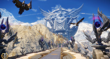 My.com announces beta schedule for World Of Speed, Skyforge and Armored Warfare