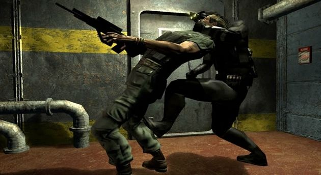 Splinter Cell Trilogy HD patch adds inverted aim