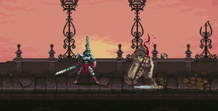 Team17 Reveals Blasphemous Gameplay Video, A 2D Castlevania-Meets-God Of War Style Retro Game