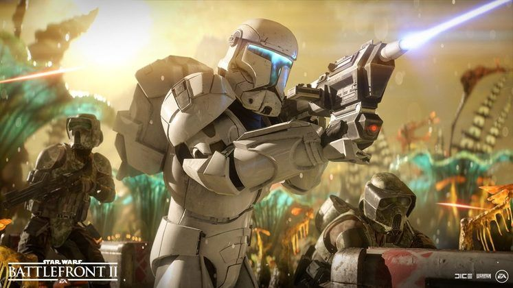 Star Wars Battlefront 2 The Rise of Skywalker Update To Add Jungle Planet, Four New Reinforcements
