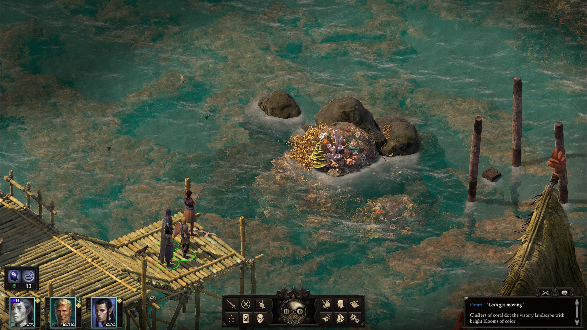 <b>Pillars</b> of <b>Eternity</b> 2: Deadfire - Console Commands | GameWatcher