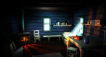 Hinterlands update on The Long Dark, release first in-game screenshots