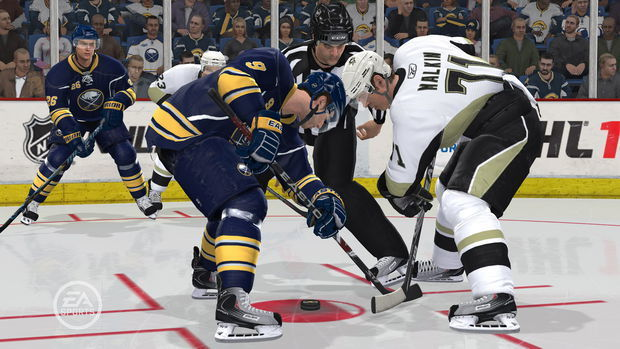 EA Sports on NHL 12: Making a note here - huge success