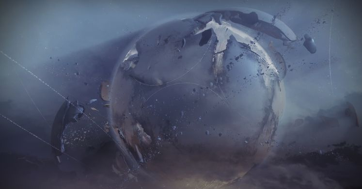 Players Are Starting To Make Impressive Animated Desktop Wallpapers Out Of Destiny 2's High-Resolution Space Scenes