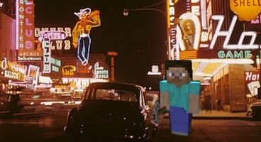 Minecraft convention in Las Vegas this November