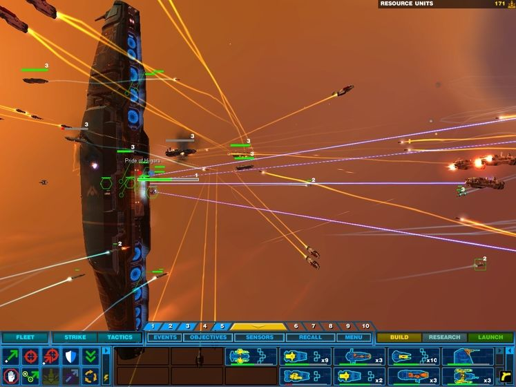 Gearbox to release HD updates of Homeworld and Homeworld 2